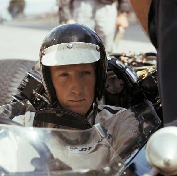 Jochen Rindt, portrait.