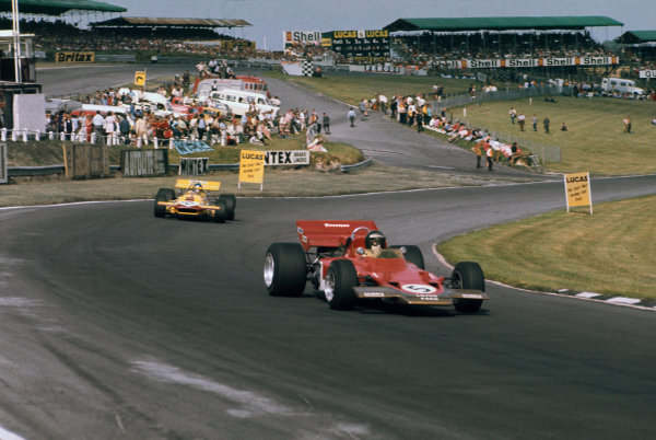 Brands Hatch, England. 16th - 18th July 1970.