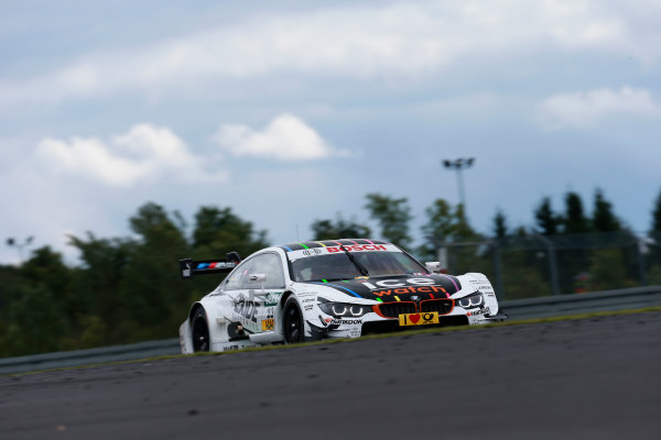 2014 DTM Championship Round 7 - Nurburgring, Germany 15th - 17th August 2014 Marco Wittmann (GER) BMW Team RMG BMW M4 DTM World Copyright: XPB Images / LAT Photographic  ref: Digital Image 3257256_HiRes