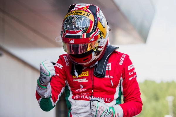 2017 FIA Formula 2 Round 5. Red Bull Ring, Spielberg, Austria. Saturday 8 July 2017. Charles Leclerc (MCO, PREMA Racing).  Photo: Zak Mauger/FIA Formula 2. ref: Digital Image _56I3222