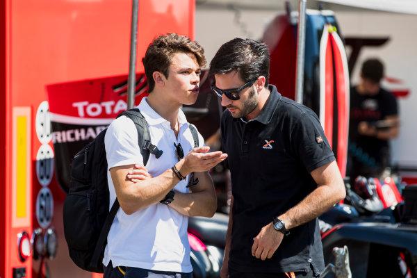 2017 FIA Formula 2 Round 5. Red Bull Ring, Spielberg, Austria. Thursday 6 July 2017. Nyck De Vries (NED, Rapax).  Photo: Zak Mauger/FIA Formula 2. ref: Digital Image _54I5320