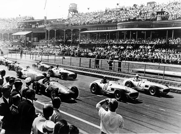 Aintree, England.
