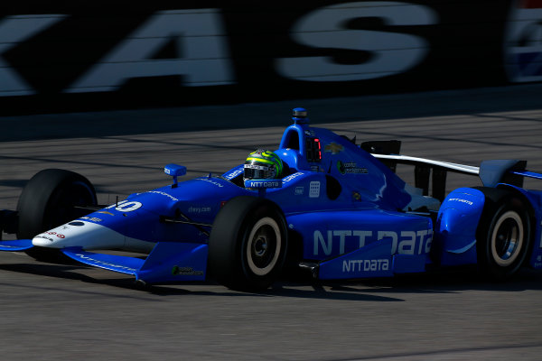 10-11 June, 2016, Fort Worth, Texas USA Tony Kanaan ?2016, Phillip Abbott LAT Photo USA