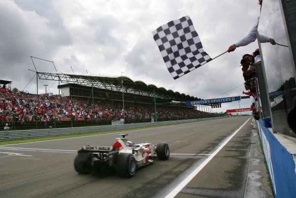 2006 Hungarian Grand Prix - Sunday Race, 