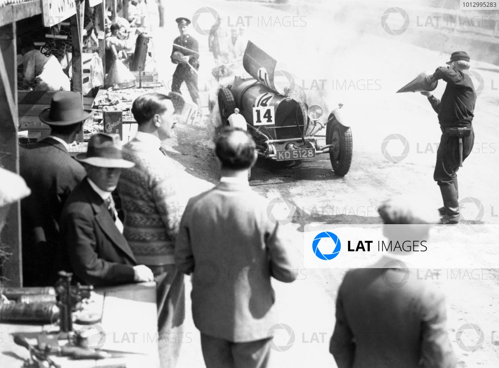 1929 Irish Grand Prix.