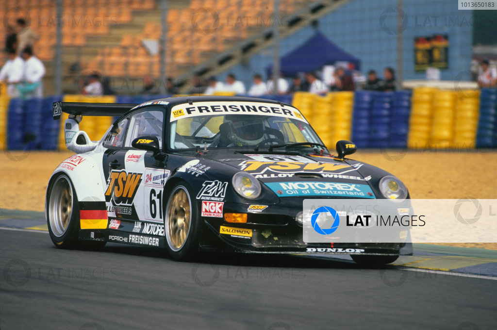 1999 Le Mans 24 hours.