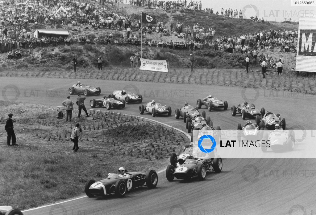 1960 Dutch Grand Prix.