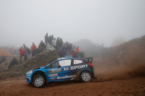 2016 FIA World Rally Championship, Round 04, Rally Argentina, April 21-24, 2016 Mads Ostberg, Ford, action  Worldwide Copyright: McKlein/LAT