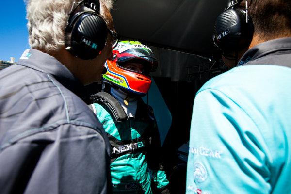 2015/2016 FIA Formula E Championship. Testing, Punta del Este, Uruguay. Sunday 20 December 2015. Oliver Turvey (GBR) NEXTEV TCR FormulaE 001. Photo: Zak Mauger/LAT/Formula E ref: Digital Image _MG_5739