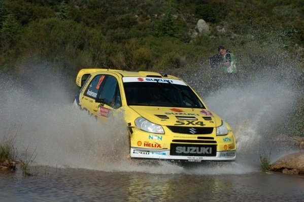 FIA World Rally Championship, Rd 6.