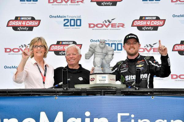 #7: Justin Allgaier, JR Motorsports, Chevrolet Camaro SiteOne Landscape Supply wins