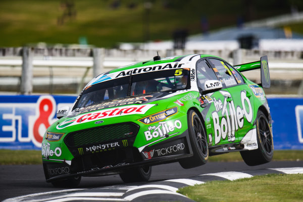2017 Supercars Championship Round 14.  Auckland SuperSprint, Pukekohe Park Raceway, New Zealand. Friday 3rd November to Sunday 5th November 2017. Mark Winterbottom, Prodrive Racing Australia Ford.  World Copyright: Daniel Kalisz/LAT Images  Ref: Digital Image 031117_VASCR13_DKIMG_0840.jpg
