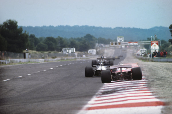 Paul Ricard, Le Catellet, France. 30th June - 2nd July 1978.Gilles Villeneuve (Ferrari 312T3), 12th position, action. World Copyright: LAT Photographic.Ref: 78FRA27