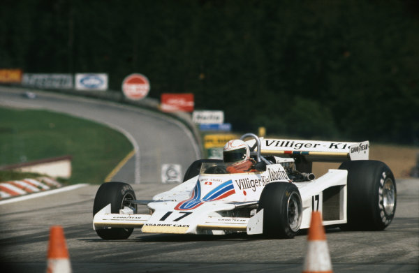 Osterreichring, Zeltweg, Austria.