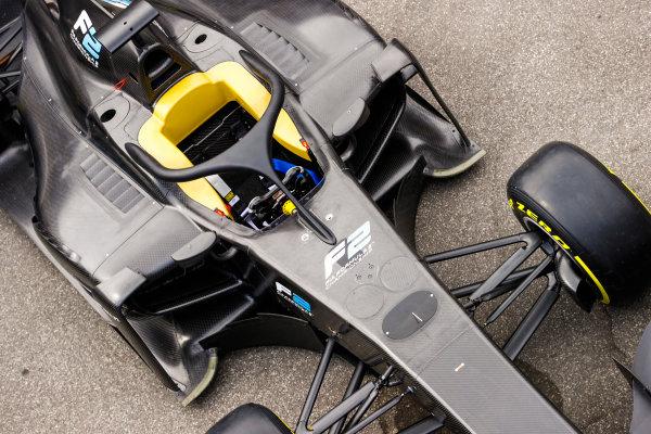 Autodromo Nazionale di Monza, Italy. Thursday 31 August 2017 The new 2018 F2 car. Photo: Steven Tee/FIA Formula 2 ref: Digital Image _R3I2006