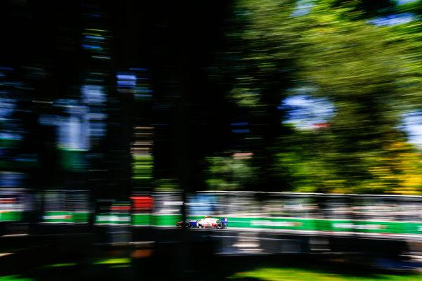 2017 FIA Formula 2 Round 4. Baku City Circuit, Baku, Azerbaijan. Sunday 25 June 2017. Sergio Canamasas (ESP, Trident)  Photo: Andy Hone/FIA Formula 2. ref: Digital Image _ONY9905