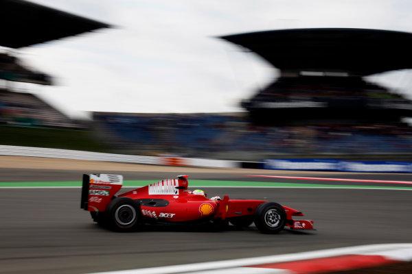 Nurburgring, Germany10th July 2009Felipe Massa, Ferrari F60. Action.World Copyright: Glenn Dunbar/LAT Photographicref: Digital Image GD5D1269