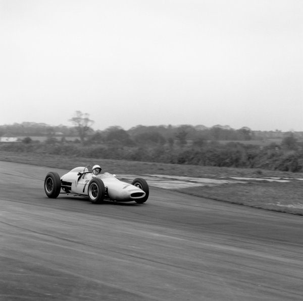 Goodwood, West Sussex, Great Britain. 18th  August 1962.
