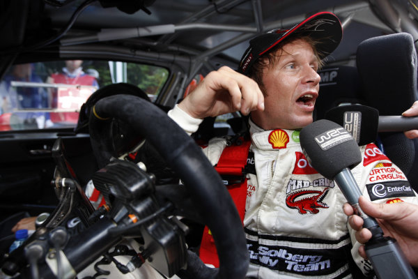 Round 07Rally Bulgaria 8-11 July  2010Petter Solberg, Citroen WRC, PortraitWorldwide Copyright: McKlein/LAT