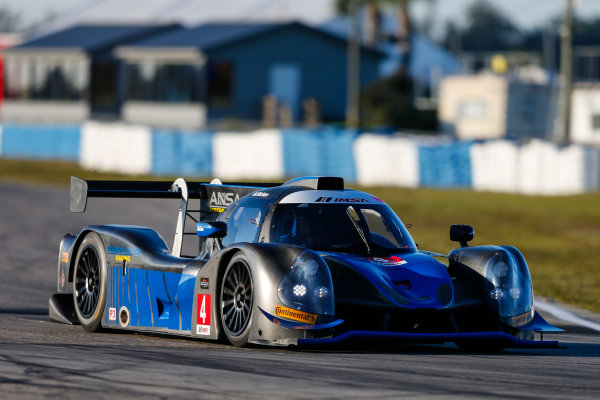2017 IMSA Prototype Challenge Sebring International Raceway, Sebring, FL USA Wednesday 15 March 2017 4, Matthew Dicken, P3, Ligier JS P3 World Copyright: Jake Galstad/LAT Images ref: Digital Image lat-galstad-SIR-0317-14968