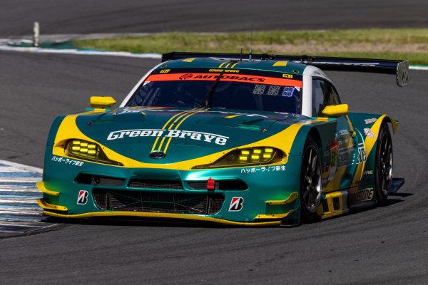 Hiroki Yoshida & Kohta Kawaai, Saitama Toyopet GreenBrave GR Supra GT, 3rd in GT300