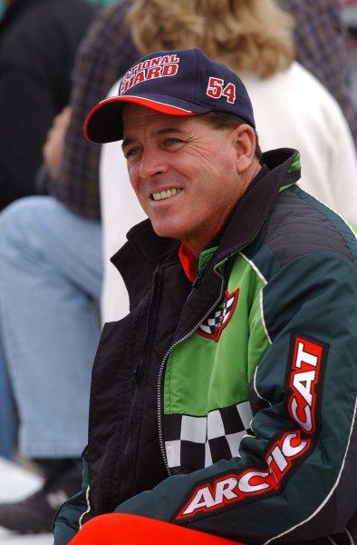 2002 NASCAR North Carolina,USA November 1-3, 2002 Pop Secret 400, Noth Carolina SpeedwayRon Hornaday,-Robt LeSieur2002LAT Photographic