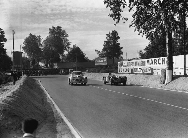 Le Mans, France. 13th - 14th June 1953