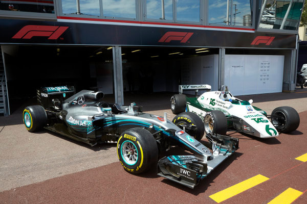 Being 1 of only 1 World Championship winning pairings, we focus on Nico and Keke Rosberg