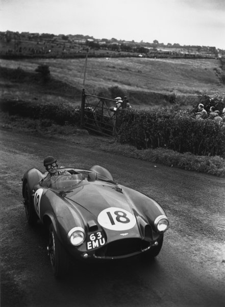 Dundrod, Northern Ireland. 17th September 1955.