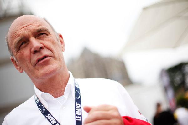 Circuit de La Sarthe, Le Mans, France. 5th - 12th June 2011.Dr Wolfgang Ullrich, Head of Audi sport.Portrait. Photo: Drew Gibson/LAT Photographic.  ref: Digital Image DG5D5315