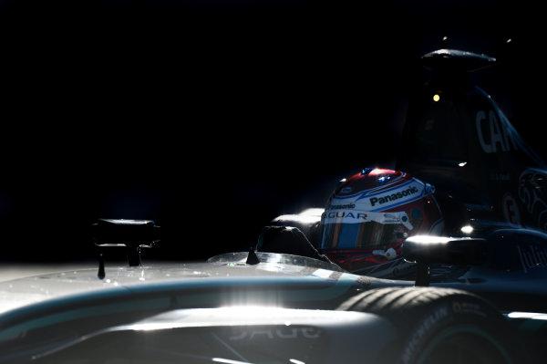 Hungaroring, Budapest, Hungary.  Sunday 1 January 2012. Adam Carroll (GBR), Jaguar Racing, Spark-Jaguar, Jaguar I-Type 1. World Copyright: Patrik Lundin/LAT Images  ref: Digital Image PL1_2660 copy