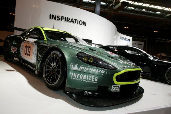 2007 Autosport International ShowNEC, Birmingham. 11th - 14th January 2007.Aston Martin DBR9.World Copyright: Alastair Staley/LAT Photographicref: Digital Image _F6E1007