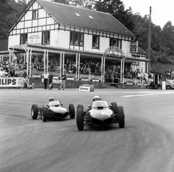 1961 Belgian Grand Prix.