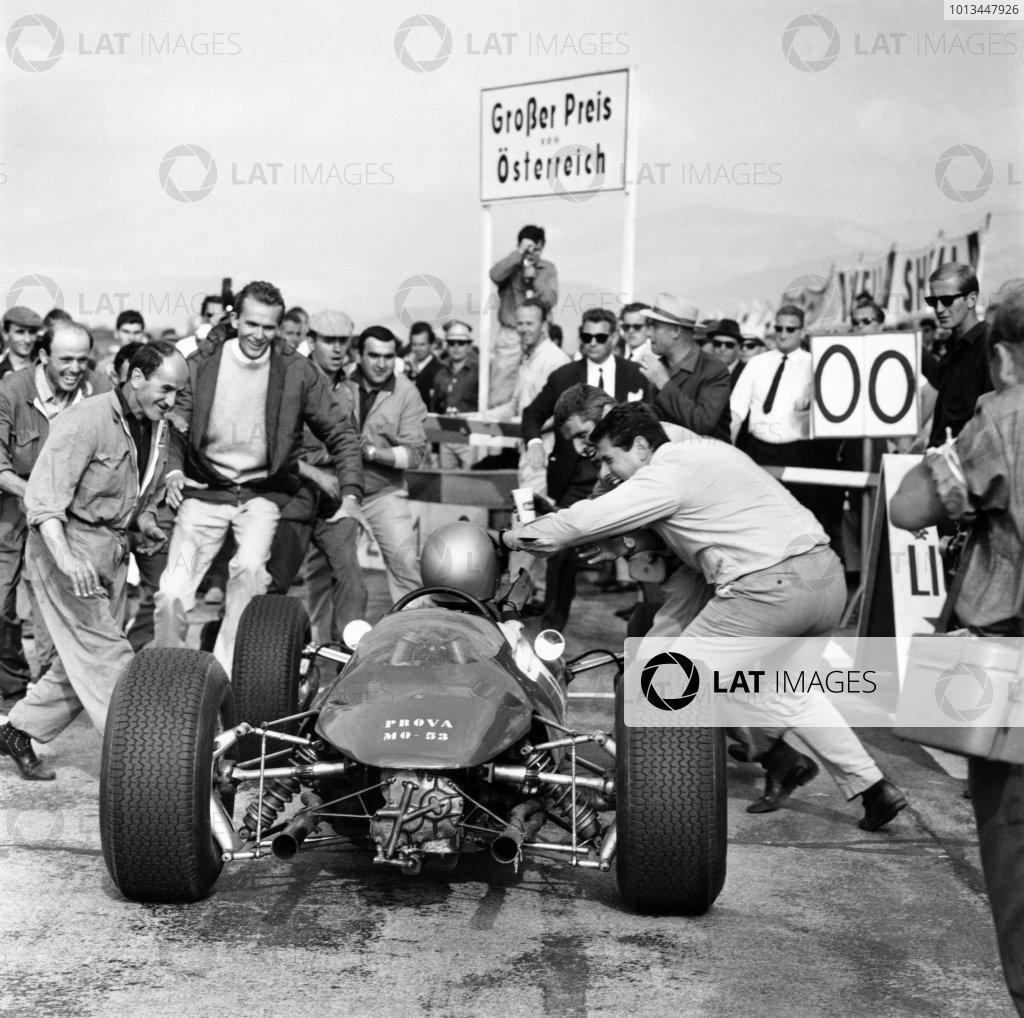 1964 Austrian Grand Prix.