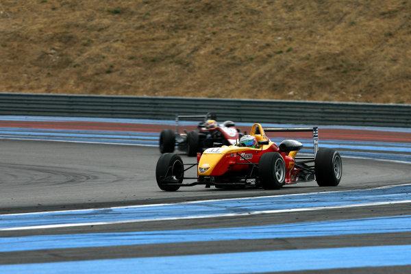Paul Ricard, France. 15th - 17th July 2011Hywel Lloyd (GBR) Sino Vision Racing Dallara Mercedes.World Copyright: Ebrey/LAT Photographic.