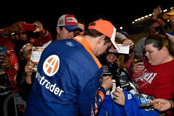 2017 Monster Energy NASCAR Cup Series - Fold of Honor QuikTrip 500 Atlanta Motor Speedway, Hampton, GA USA Sunday 5 March 2017 Brad Keselowski World Copyright: Rusty Jarrett/LAT Images ref: Digital Image 17ATL1rj_2928