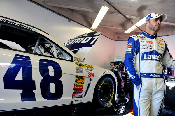 16-23 February, 2014, Daytona Beach, Florida, USA  Jimmie Johnson ©2014, Nigel Kinrade LAT Photo USA