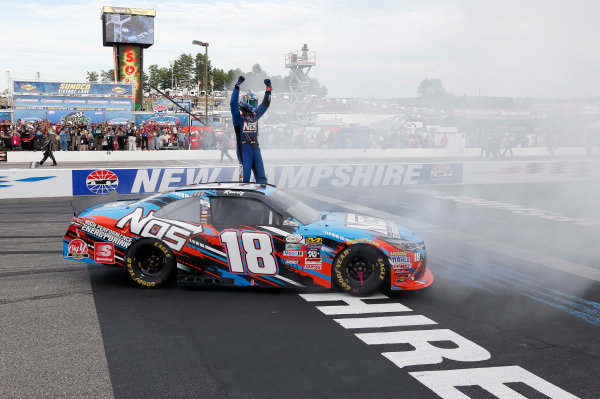 15-16 July, 2016, Loudon, New Hampshire USA Kyle Busch, NOS Energy Drink Toyota Camry ©2016, Matthew T. Thacker LAT Photo USA