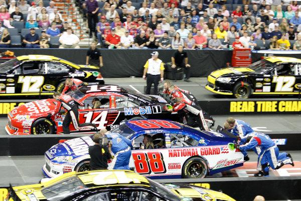 18 May, 2012, Concord, North Carolina USADale Earnhardt Jr.(c)2012, LAT SouthLAT Photo USA