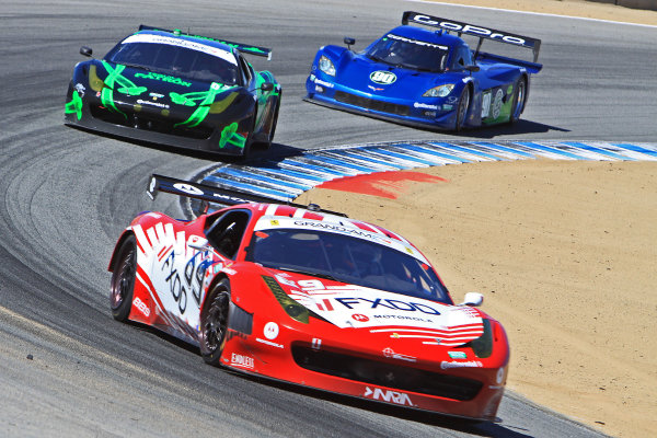 7-9 September, 2012, Monterey, California USA