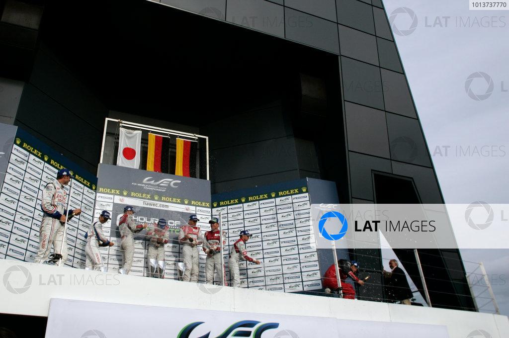 2012 FIA World Endurance Championship.