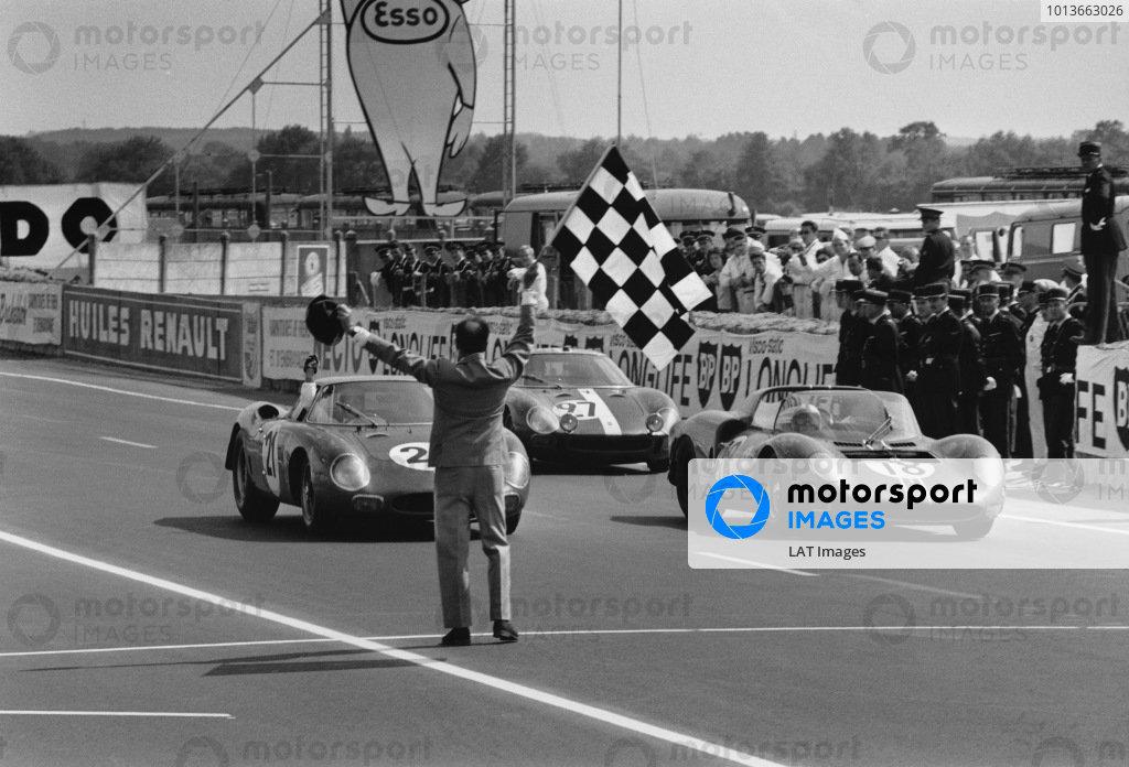 1965 Le Mans 24 Hours.