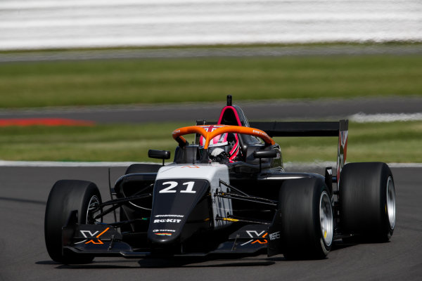 Jessica Hawkins (GBR) Qualifying Silverstone