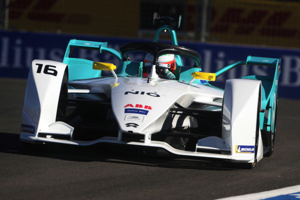 Oliver Turvey (GBR), NIO Formula E Team, NIO Sport 004
