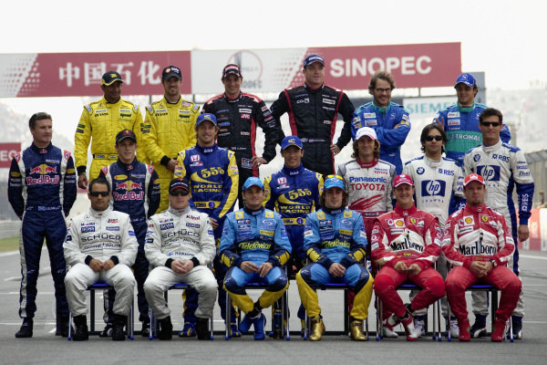The end of season group photo.