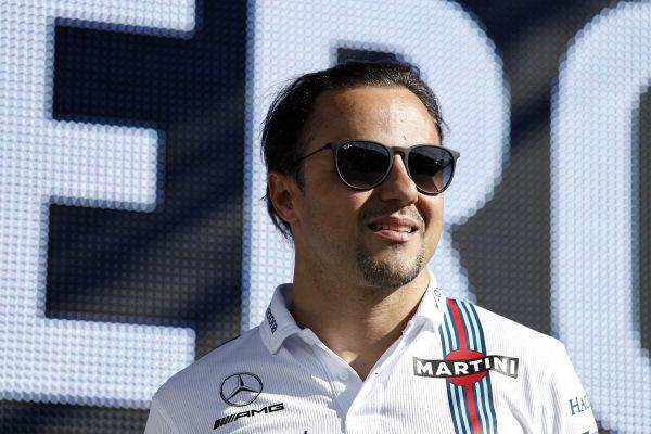 Felipe Massa (BRA) Williams at Formula One World Championship, Rd9, Austrian Grand Prix, Preparations, Spielberg, Austria, Thursday 6 July 2017.