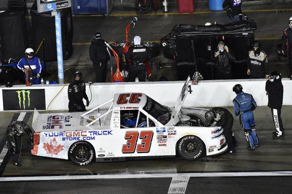 #33: Jason White, Reaume Brothers Racing, Chevrolet Silverado