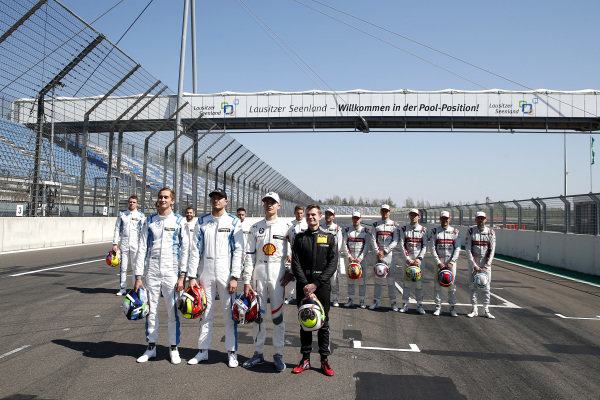Rookies 2019, Ferdinand Habsburg, R-Motorsport, Jake Dennis, R-Motorsport, Sheldon van der Linde, BMW Team RBM, Jonathan Aberdein, Audi Sport Team WRT.
