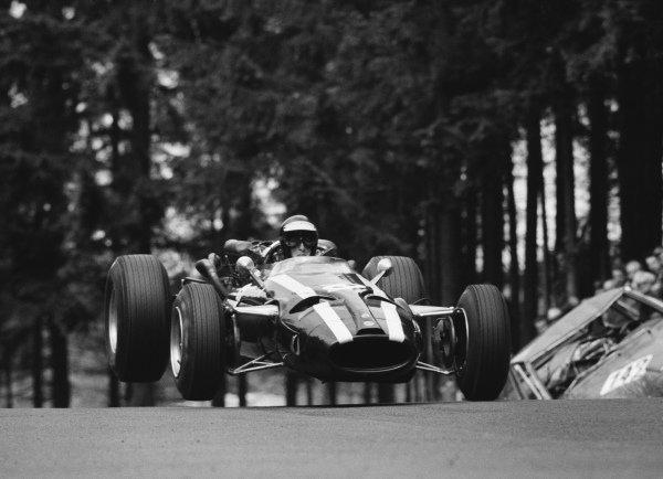 Jochen Rindt, Cooper T81 Maserati.