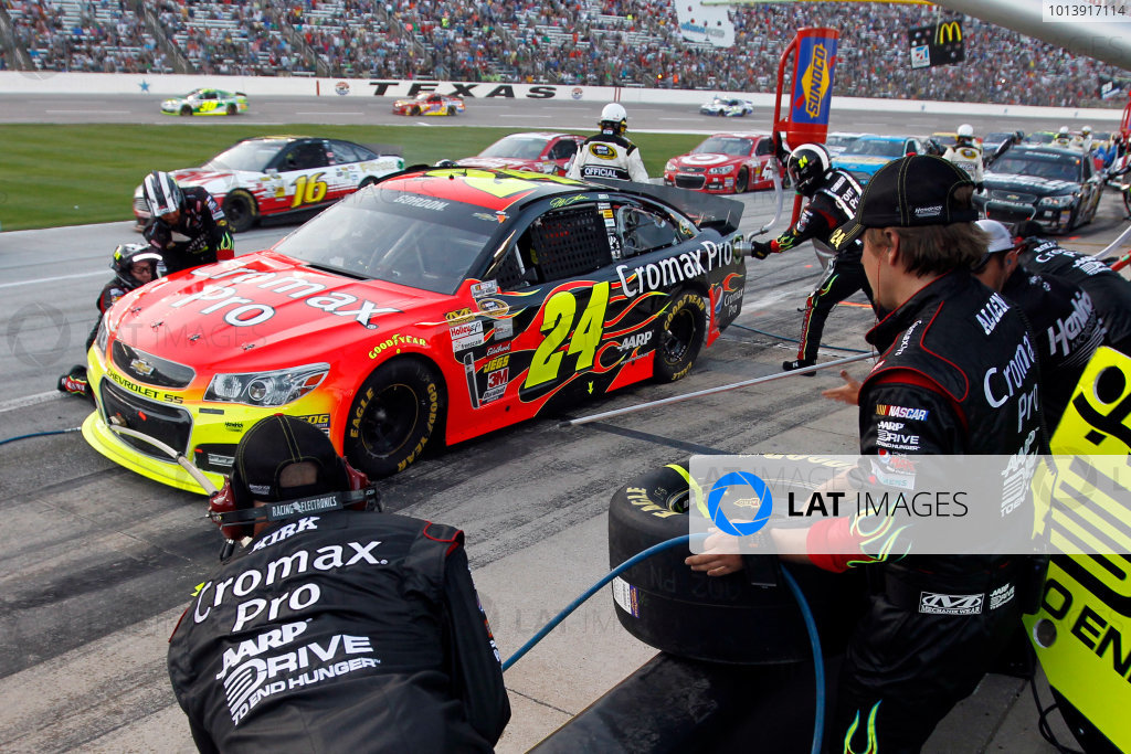 11-13 April, 2013, Fort Worth, Texas USA Jeff Gordon ©2013, Matthew T. Thacker LAT Photo USA .